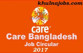 Care Bangladesh Job Circular 2017