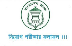 bangladesh bank exam result