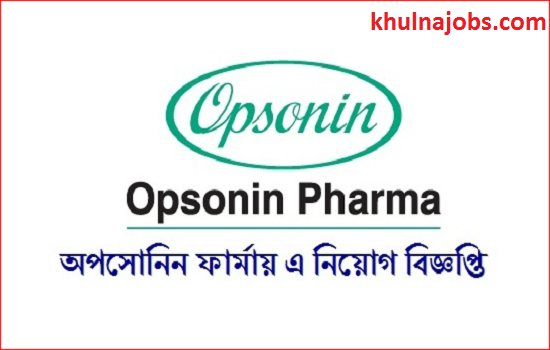 opsonin pharma job circular 2017