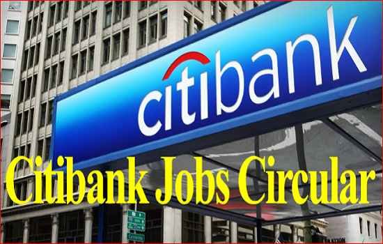 citi bank job circular 2017