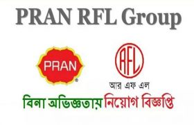 PRAN-RFL Group Job Circular 2017