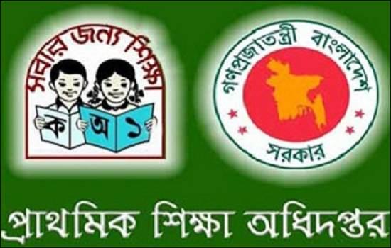 Directorate of Primary Education Job Circular 2017