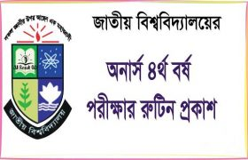 nu honours 4th year exam routine